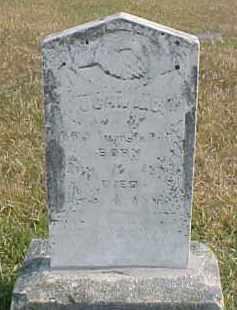 RAHN, JOHN A.B. - Dixon County, Nebraska | JOHN A.B. RAHN - Nebraska Gravestone Photos