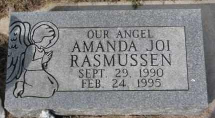 RASMUSSEN, AMANDA JOI - Dixon County, Nebraska   AMANDA JOI RASMUSSEN - Nebraska Gravestone Photos