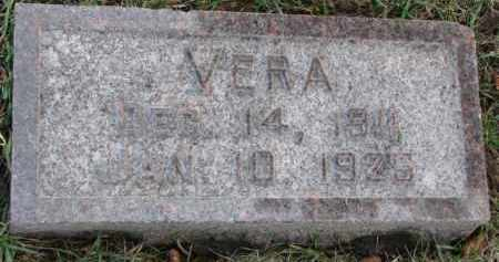 REJMAN, VERA - Dixon County, Nebraska | VERA REJMAN - Nebraska Gravestone Photos