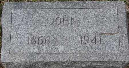 RICHARDS, JOHN - Dixon County, Nebraska | JOHN RICHARDS - Nebraska Gravestone Photos