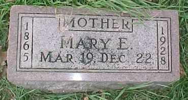 RODELL, MARY E. - Dixon County, Nebraska | MARY E. RODELL - Nebraska Gravestone Photos