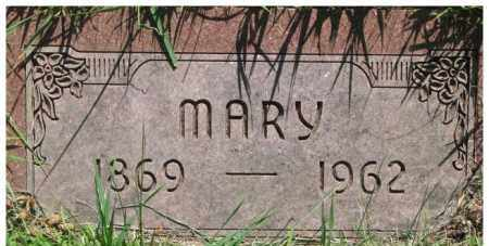 BLECKER ROGOSCH, MARY - Dixon County, Nebraska   MARY BLECKER ROGOSCH - Nebraska Gravestone Photos