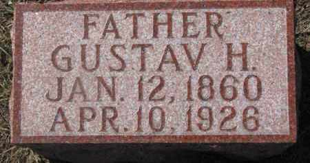 ROHDE, GUSTAV H. - Dixon County, Nebraska | GUSTAV H. ROHDE - Nebraska Gravestone Photos