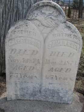 ROSS, GARRETT - Dixon County, Nebraska | GARRETT ROSS - Nebraska Gravestone Photos