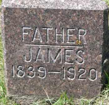 ROSS, JAMES - Dixon County, Nebraska | JAMES ROSS - Nebraska Gravestone Photos