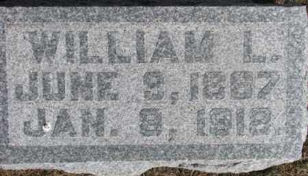 ROSS, WILLIAM L. - Dixon County, Nebraska | WILLIAM L. ROSS - Nebraska Gravestone Photos