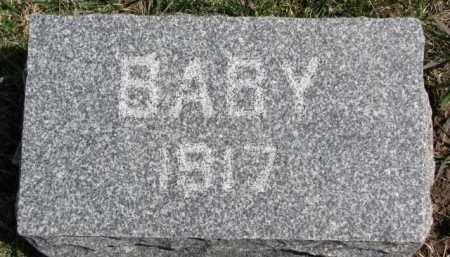 RYAN, INFANT - Dixon County, Nebraska | INFANT RYAN - Nebraska Gravestone Photos