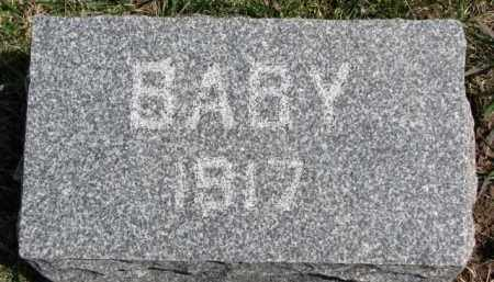 RYAN, INFANT - Dixon County, Nebraska   INFANT RYAN - Nebraska Gravestone Photos