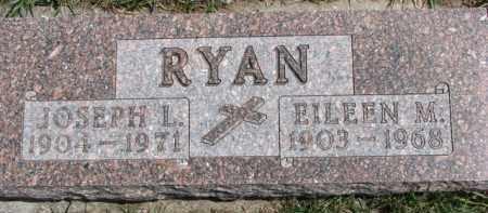 RYAN, EILEEN M. - Dixon County, Nebraska | EILEEN M. RYAN - Nebraska Gravestone Photos