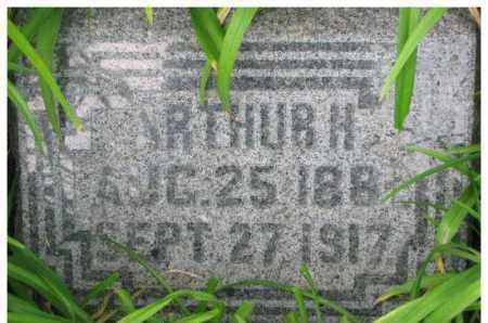 SCHEFFEL, ARTHUR H. - Dixon County, Nebraska | ARTHUR H. SCHEFFEL - Nebraska Gravestone Photos