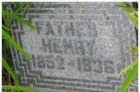 SCHEFFEL, HENRY - Dixon County, Nebraska | HENRY SCHEFFEL - Nebraska Gravestone Photos