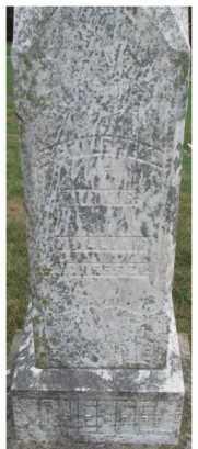 SCHEFFEL, LILLIE - Dixon County, Nebraska | LILLIE SCHEFFEL - Nebraska Gravestone Photos