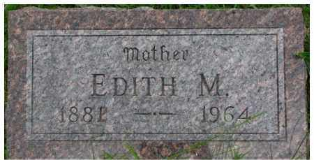 SCHERNER, EDITH M. - Dixon County, Nebraska | EDITH M. SCHERNER - Nebraska Gravestone Photos