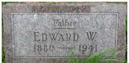 SCHERNER, EDWARD W. - Dixon County, Nebraska | EDWARD W. SCHERNER - Nebraska Gravestone Photos