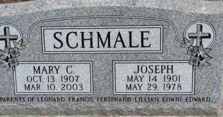 SCHMALE, JOSEPH - Dixon County, Nebraska | JOSEPH SCHMALE - Nebraska Gravestone Photos