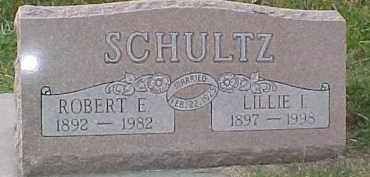SCHULTZ, ROBERT E. - Dixon County, Nebraska | ROBERT E. SCHULTZ - Nebraska Gravestone Photos