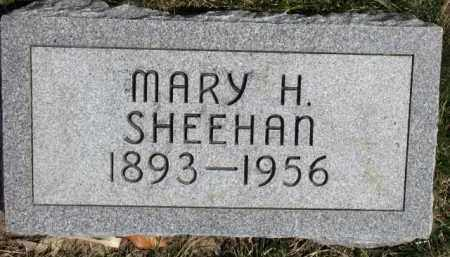SHEEHAN, MARY H. - Dixon County, Nebraska | MARY H. SHEEHAN - Nebraska Gravestone Photos