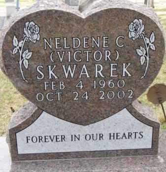 SKWAREK, NELDENE C. - Dixon County, Nebraska   NELDENE C. SKWAREK - Nebraska Gravestone Photos