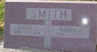 SMITH, TOMMIE J. - Dixon County, Nebraska | TOMMIE J. SMITH - Nebraska Gravestone Photos