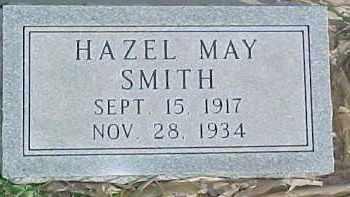 SMITH, HAZEL MAY - Dixon County, Nebraska | HAZEL MAY SMITH - Nebraska Gravestone Photos