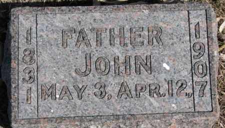 SMITH, JOHN - Dixon County, Nebraska | JOHN SMITH - Nebraska Gravestone Photos