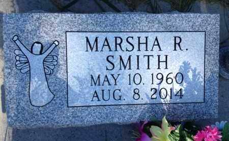 SMITH, MARSHA R. - Dixon County, Nebraska | MARSHA R. SMITH - Nebraska Gravestone Photos