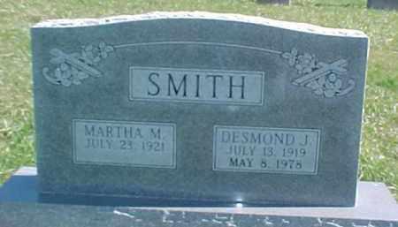 SMITH, MARTHA M. - Dixon County, Nebraska | MARTHA M. SMITH - Nebraska Gravestone Photos