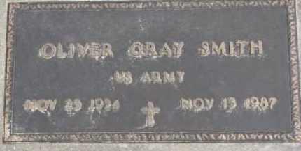 SMITH, OLIVER GRAY - Dixon County, Nebraska   OLIVER GRAY SMITH - Nebraska Gravestone Photos
