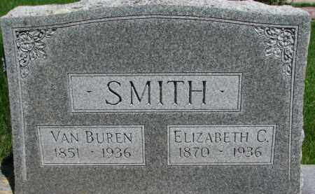 SMITH, VAN BUREN - Dixon County, Nebraska | VAN BUREN SMITH - Nebraska Gravestone Photos