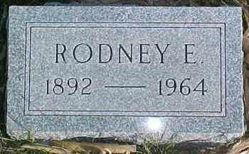 SNYDER, RODNEY E. - Dixon County, Nebraska   RODNEY E. SNYDER - Nebraska Gravestone Photos