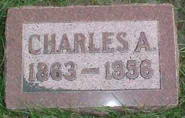 SODERBERG, CHARLES A. - Dixon County, Nebraska | CHARLES A. SODERBERG - Nebraska Gravestone Photos