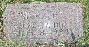 STALLING, MOTHER - Dixon County, Nebraska | MOTHER STALLING - Nebraska Gravestone Photos