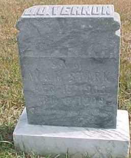 STARK, D.O. VERNON - Dixon County, Nebraska | D.O. VERNON STARK - Nebraska Gravestone Photos