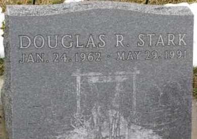 STARK, DOUGLAS R. - Dixon County, Nebraska | DOUGLAS R. STARK - Nebraska Gravestone Photos