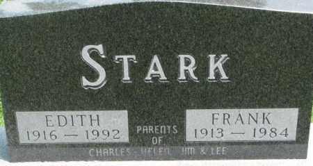 STARK, FRANK - Dixon County, Nebraska   FRANK STARK - Nebraska Gravestone Photos