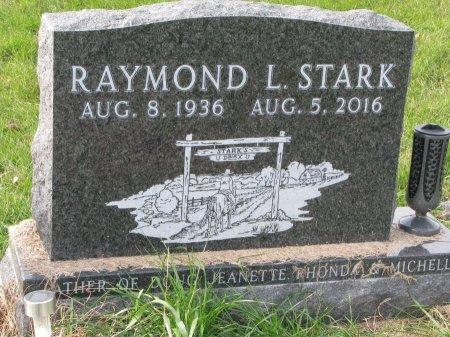 STARK, RAYMOND LEE - Dixon County, Nebraska | RAYMOND LEE STARK - Nebraska Gravestone Photos