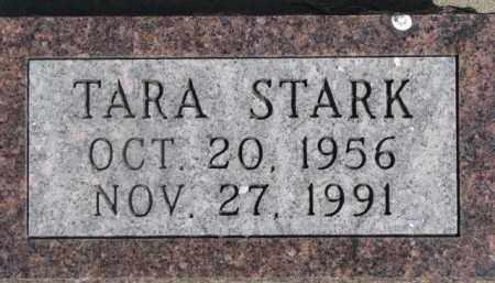 STARK, TARA - Dixon County, Nebraska | TARA STARK - Nebraska Gravestone Photos