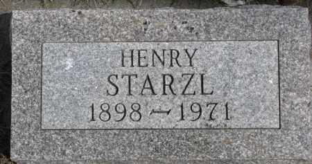 STARZL, HENRY - Dixon County, Nebraska | HENRY STARZL - Nebraska Gravestone Photos
