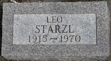 STARZL, LEO - Dixon County, Nebraska   LEO STARZL - Nebraska Gravestone Photos