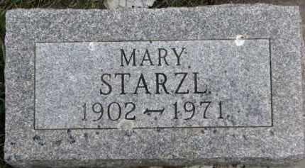 STARZL, MARY - Dixon County, Nebraska | MARY STARZL - Nebraska Gravestone Photos