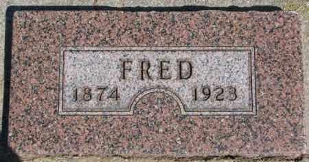 STEWART, FRED - Dixon County, Nebraska   FRED STEWART - Nebraska Gravestone Photos