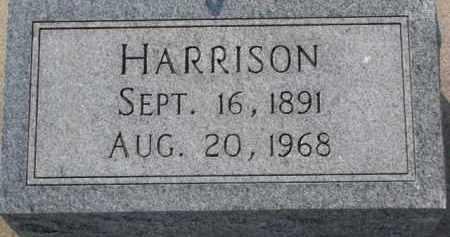 STIMSON, HARRISON - Dixon County, Nebraska   HARRISON STIMSON - Nebraska Gravestone Photos