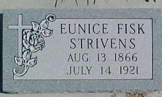 STRIVENS, EUNICE - Dixon County, Nebraska   EUNICE STRIVENS - Nebraska Gravestone Photos