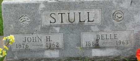 STULL, JOHN H. - Dixon County, Nebraska   JOHN H. STULL - Nebraska Gravestone Photos