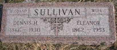 SULLIVAN, ELEANOR - Dixon County, Nebraska   ELEANOR SULLIVAN - Nebraska Gravestone Photos