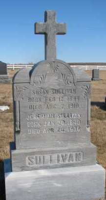 SULLIVAN, SUSAN - Dixon County, Nebraska | SUSAN SULLIVAN - Nebraska Gravestone Photos