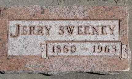 SWEENEY, JERRY - Dixon County, Nebraska | JERRY SWEENEY - Nebraska Gravestone Photos