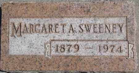 SWEENEY, MARGARET A. - Dixon County, Nebraska | MARGARET A. SWEENEY - Nebraska Gravestone Photos