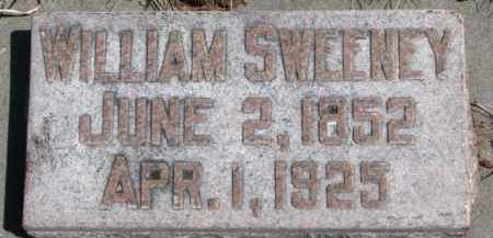 SWEENEY, WILLIAM - Dixon County, Nebraska | WILLIAM SWEENEY - Nebraska Gravestone Photos
