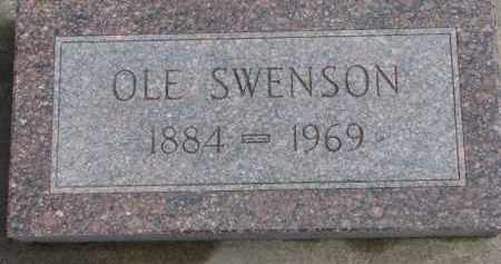 SWENSON, OLE - Dixon County, Nebraska | OLE SWENSON - Nebraska Gravestone Photos